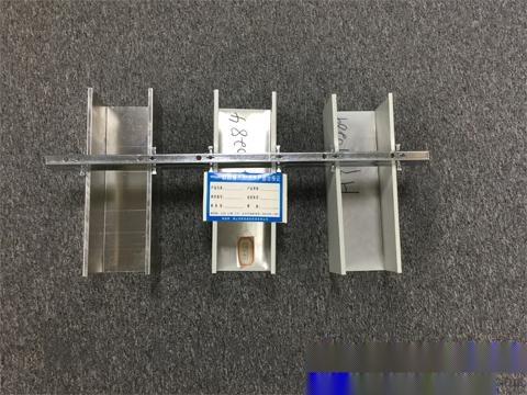 吊顶木纹铝方通生产商 定制U型铝方通天花95809665
