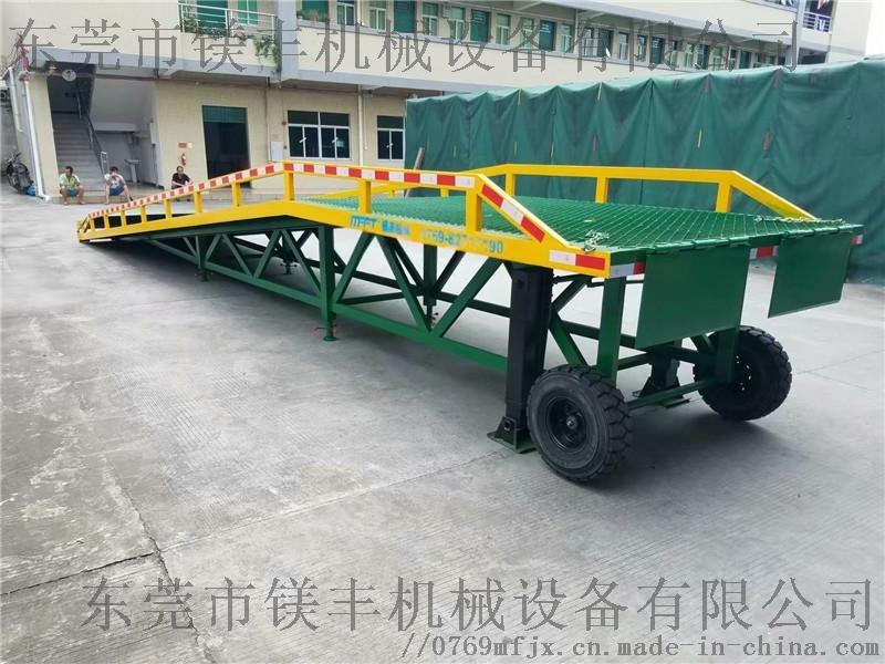 湛江集装箱卸货平台|湛江集装箱叉车装货平台72504012