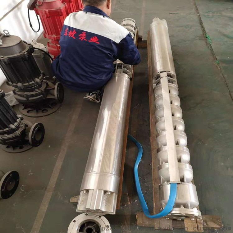 铸铁深井泵 潜水深井泵 耐高温潜水泵813140912