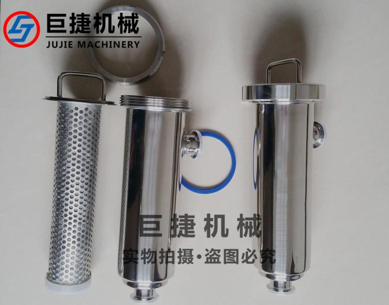热销快装角式过滤器 不锈钢管道过滤器 直通管道过滤器 卫生级管道过滤器35662905