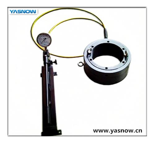 内蒙古煤矿液压螺母专用超高压手动泵793713205