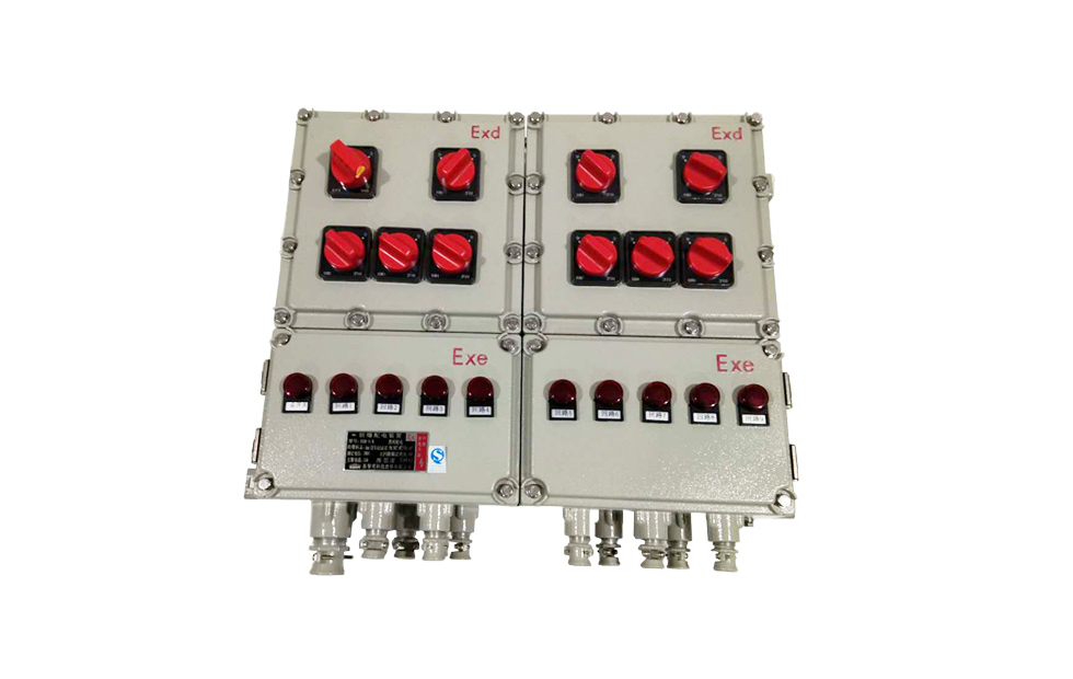 系列防爆配电装置 防爆插座配电箱833524325