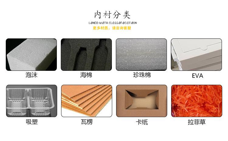 厂家定制创意精品折叠盒 小礼品皮具茶叶精美包装盒107199075