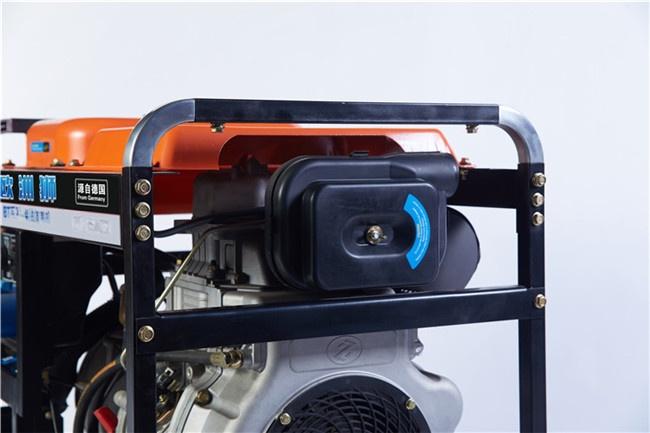 手推式6千瓦小型柴油附发电机107911432