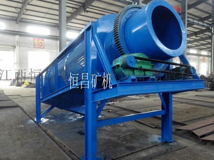 齿轮滚筒筛 圆筒筛生产厂家 圆筒式滚筒筛112459012