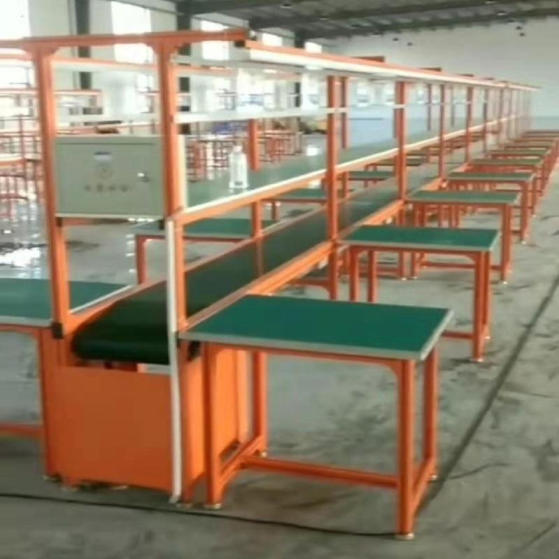 實力工廠定製電子車間流水線 快遞公司流水線 分揀線826010972