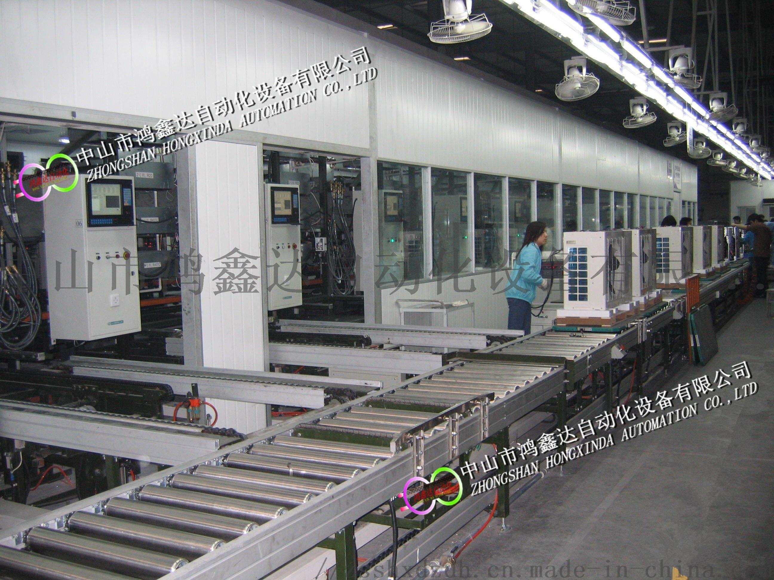 佛山空气能热泵生产线,珠海热泵装配线,热泵检测线836299195