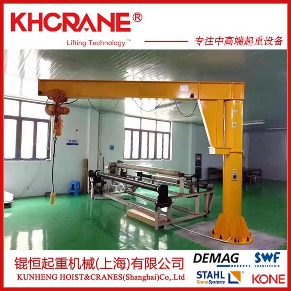 上海锟恒悬臂吊、移动悬臂吊,固定式悬臂吊860934655