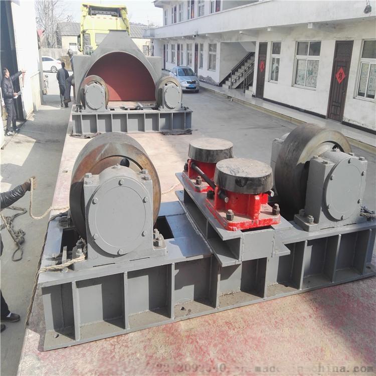 定制小型铸钢转轴式烘干机托轮147773285