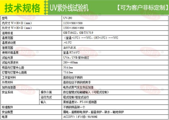 安徽荧光紫外线老化试验箱 紫外线耐候老化试验设备109655952