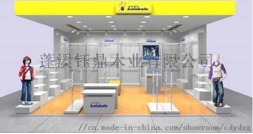 成都童装店展柜供应成都童装展柜货柜展示柜货架定做827671245