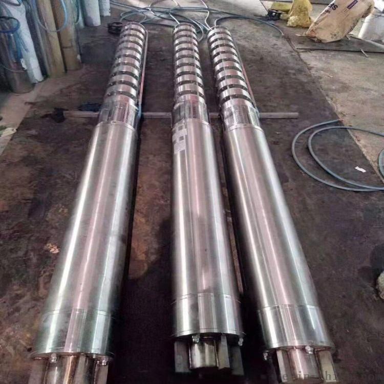 铸铁深井泵 潜水深井泵 耐高温潜水泵813140902