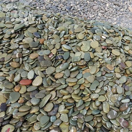 彩色鹅卵石