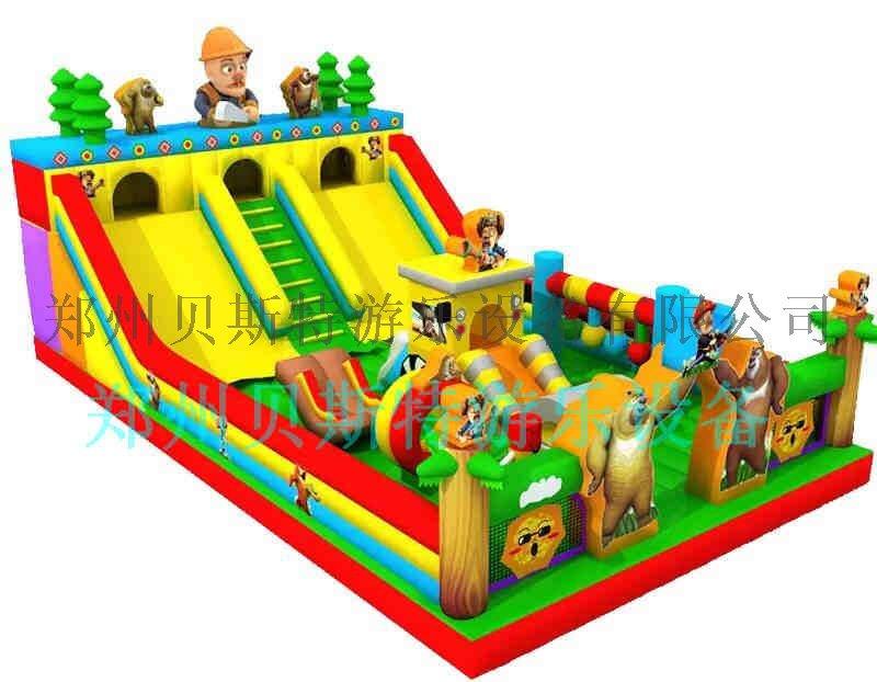 山西陽泉大型充氣城堡貝斯特製造小朋友喜歡的遊樂玩具61489655