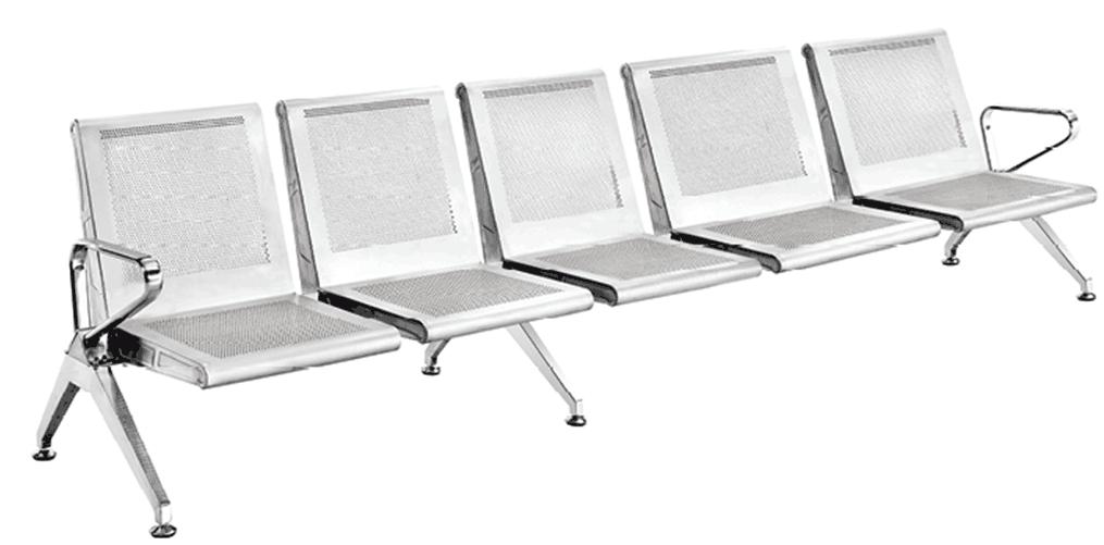 機場椅工廠直銷、連排公共座椅、不鏽鋼排椅、機場醫院椅、銀行等候椅28289452