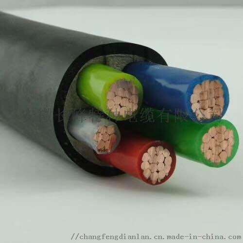 长峰特种电缆FE氟塑料绝缘烯烃护套电力电缆846124045