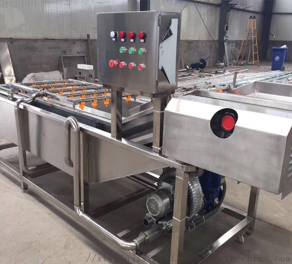 大型小龙虾清洗蒸煮生产线 小龙虾加工设备103169622