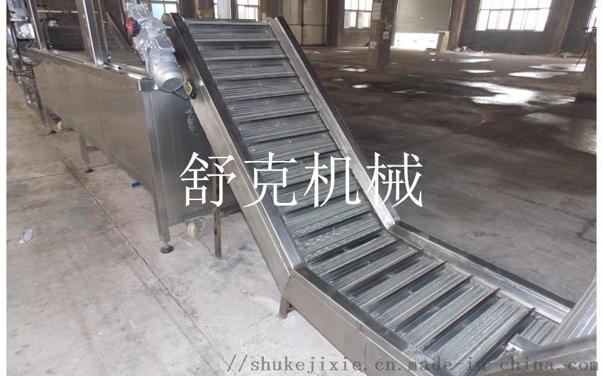 蚕豆产业生产线油炸流水线78108922