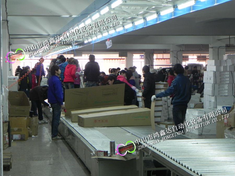 广州跑步机生产线健身器材装配线动感单车流水线93147425