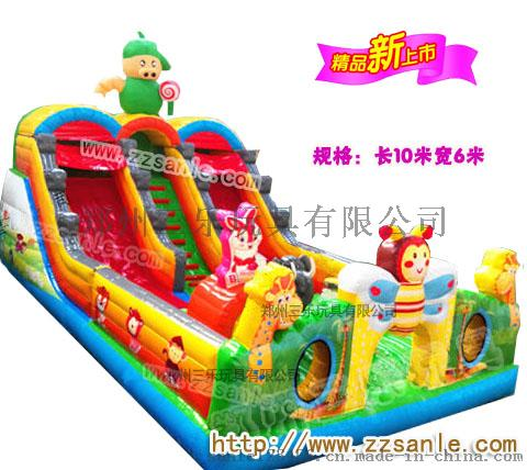 麦兜充气城堡SL10-6