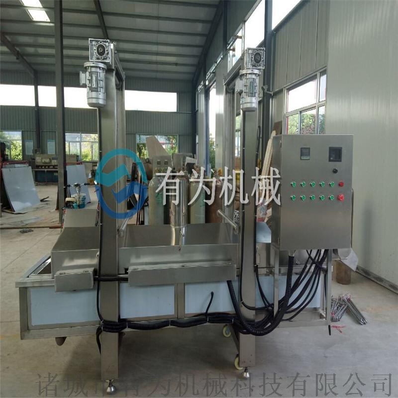 Yw全自动藕条生产机器,藕条裹糊机,藕条油炸机58952542