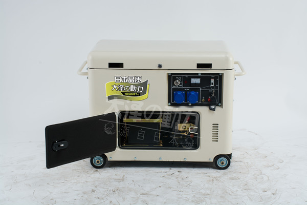 TO3800ET-J静音3千瓦柴油发电机组大泽动力71165442
