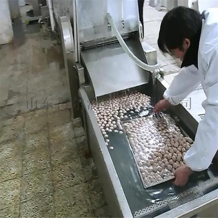 直销丸子成型机 丸子蒸煮流水线 蟹卷全自动蒸煮机803244462