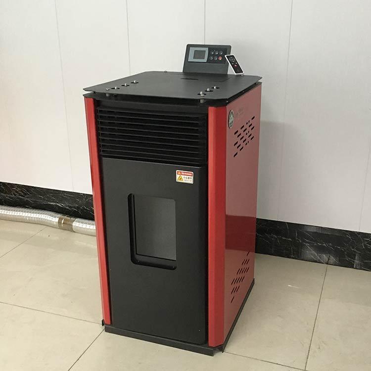 各种型号颗粒炉厂家 自动控温颗粒取暖炉858853772