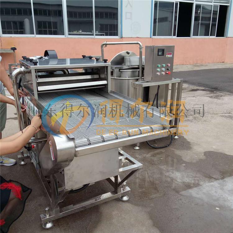 广西 D_4麻枣裹糖设备 自动裹糖浆裹芝麻机器72947242