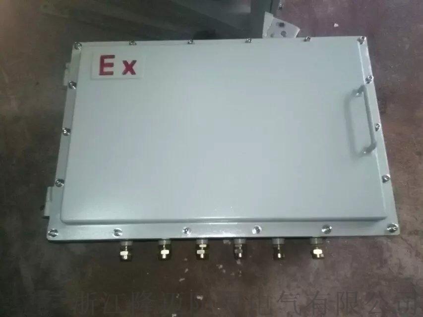 铸铁防爆接线箱ExdeⅡBT6-IP65-WF1953037115
