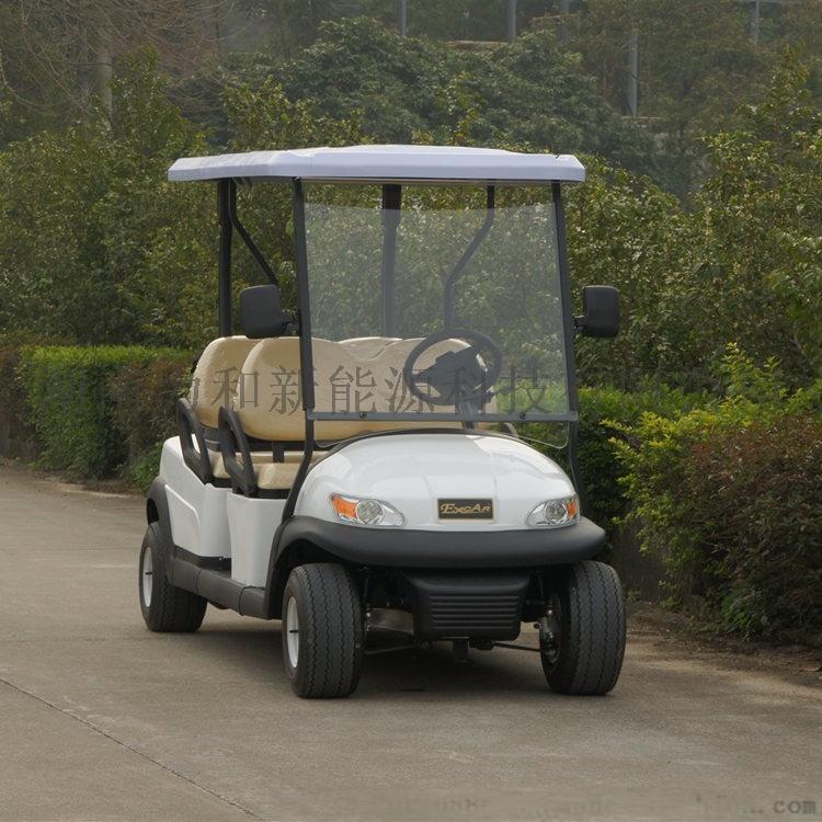 高爾夫球車草坪車四輪巡邏車799076022