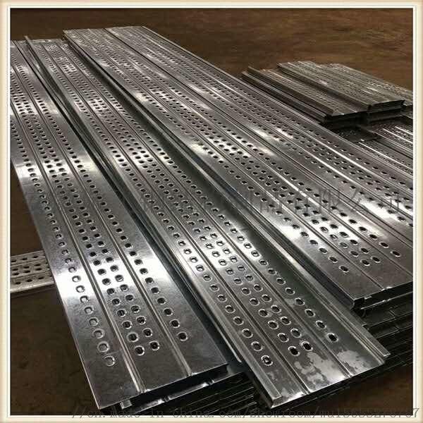 贵州大型电厂用250X50镀锌钢跳板厂家793719132