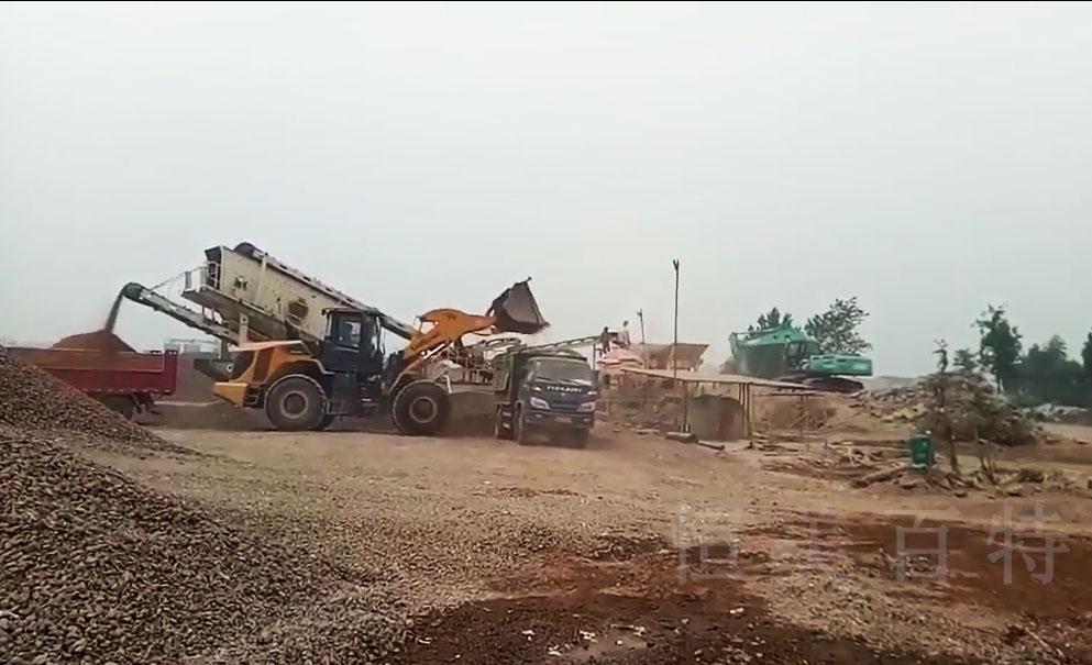 新能源环保  建筑垃圾处理设备整套破碎建筑垃圾设备68874592