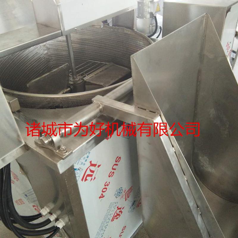 厂家直销电加热油水分离油炸机77179502