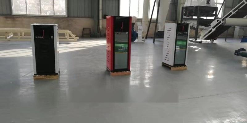 甘肅天水木屑顆粒取暖爐 新型生物質顆粒採暖爐設備103872042