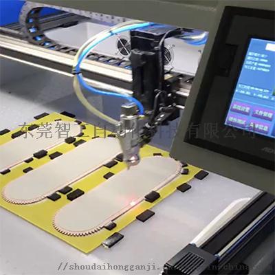 首饰盒自动喷胶机,自动喷胶画胶机112115485