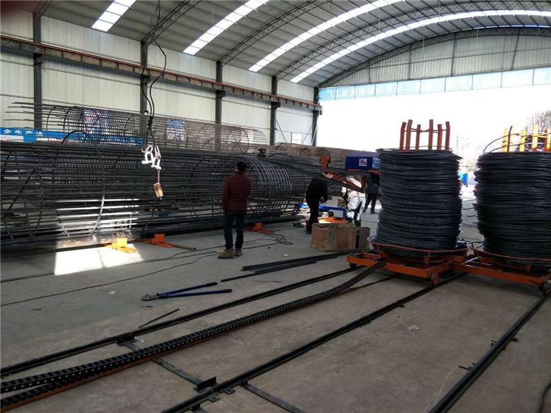 辽宁钢筋笼机械生产厂家