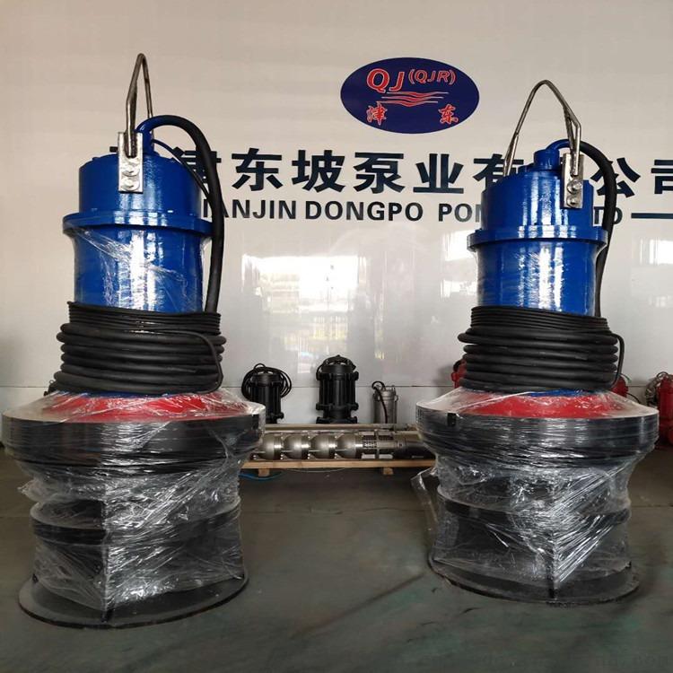 优质大流量高扬程潜水轴流泵还是东坡801759382