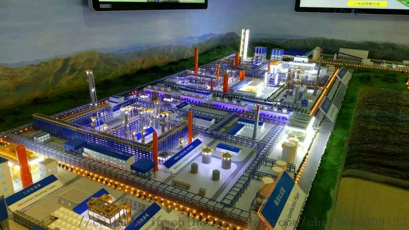 临沂工业模型 临沂厂区沙盘制作-**宸华模型公司58784502