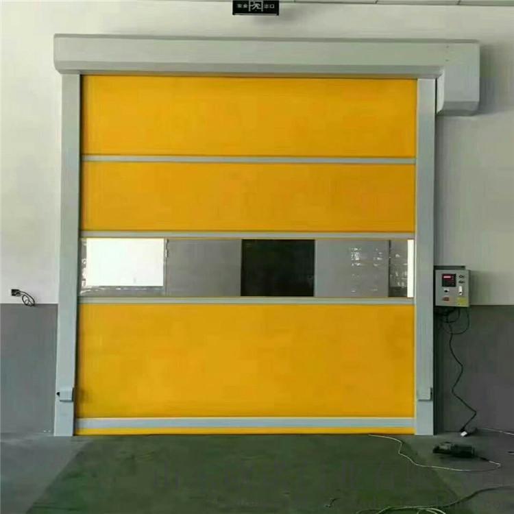 SKJ1600型PVC快速卷帘门 自动感应快速门59907212