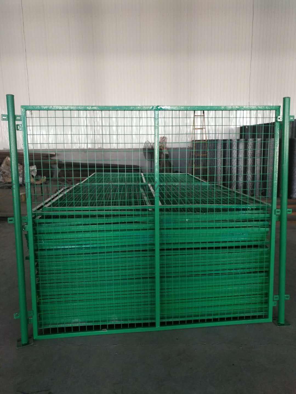 绿化带**护栏网多钱一米 河北优盾防护网围栏生产43990092