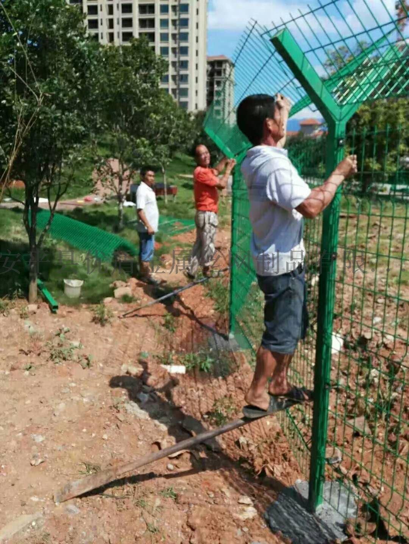 绿化带**护栏网多钱一米 河北优盾防护网围栏生产43990102