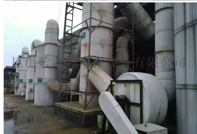 工业废气处理塑料酸雾洗涤塔环保设备764196185