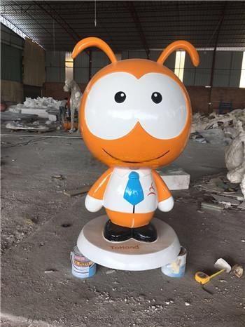 幼兒園卡通人物雕塑,玻璃鋼卡通雕塑805460985