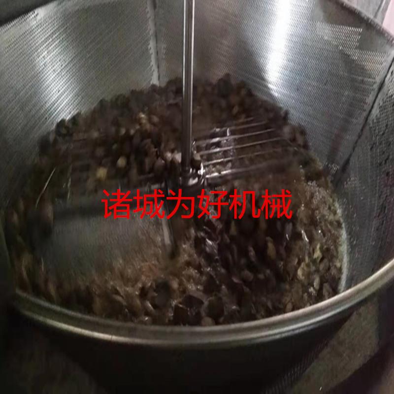 长沙臭豆腐燃煤油炸机813377082