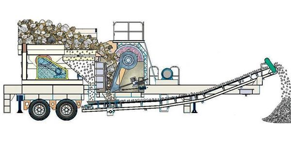 移动破碎机,流动破碎机,混凝土破碎机,建渣粉碎机115659602