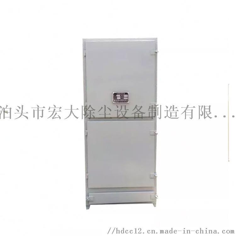 2.2KW滤筒集尘器 低噪音除尘器 不锈钢吸尘器124173032