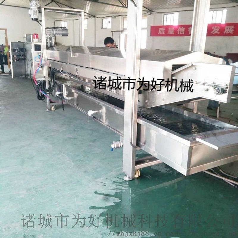 杭州6米小酥肉油炸机  脆皮小酥肉全自动油炸设备862869832