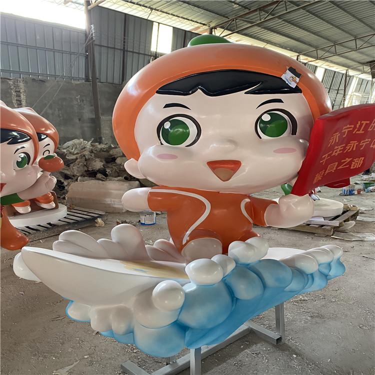 广州玻璃钢动漫人物雕塑 游戏角色雕塑147766745