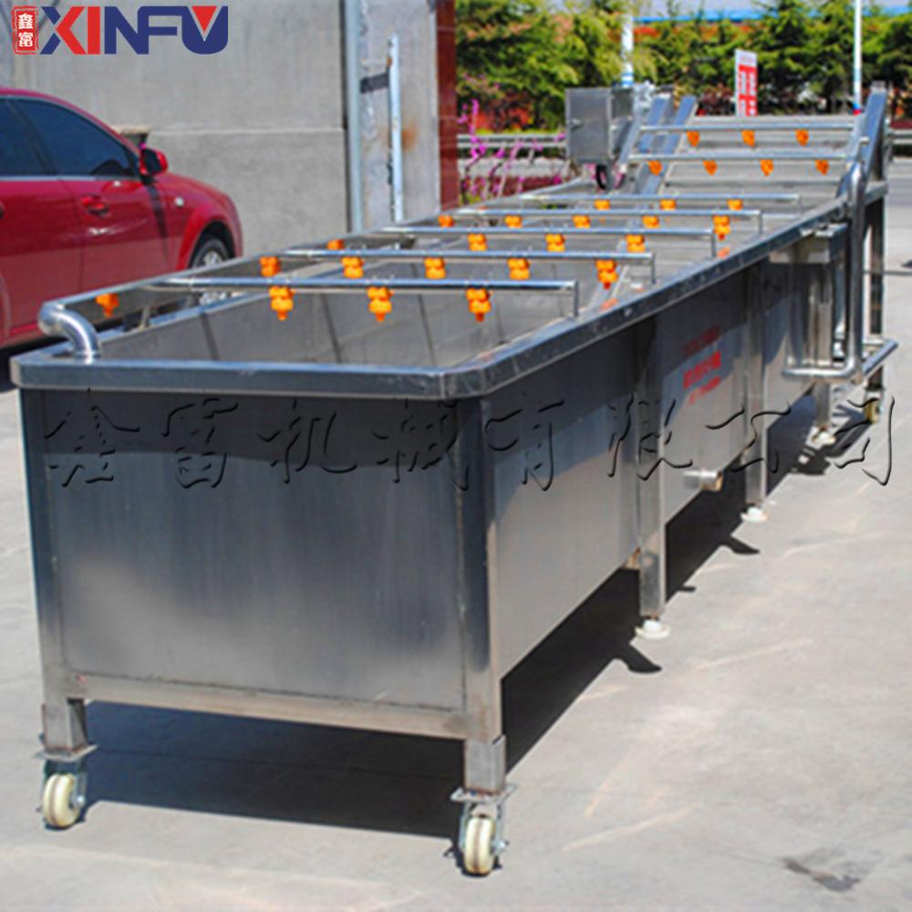 鑫富供应,菠菜清洗机,水果清洗机,气泡清洗机810600702